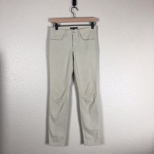 Theory Khaki pants